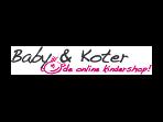 Baby en Koter kortingscode