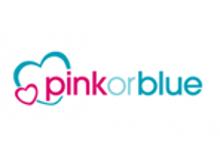 Pink or Blue kortingscode