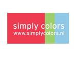 Simply Colors kortingscode